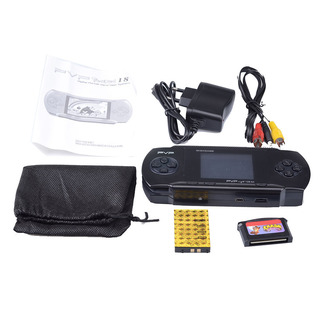 Digital PVP Pocket Hand Held Gaming System - Black