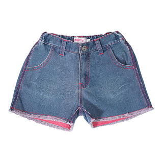 BASICS FOR KIDS GIRLS SHORT - BLUE (G502425-G502435)