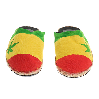 The Shoe Cycle Ladies Rasta Half Shoes (rgge03)