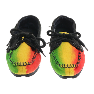 The Shoe Cycle Ladies Reggae Topsider (rggetoplady02)
