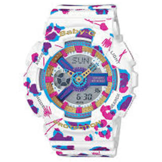 Casio Baby-G Analog Watch BA-110FL-7ADR