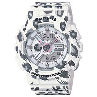 Casio Baby-G Analog Watch BA-110LP-7ADR