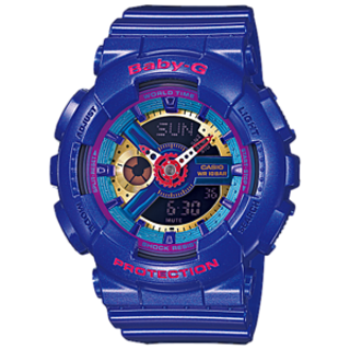 Casio Baby-G Analog Watch BA-112-2ADR