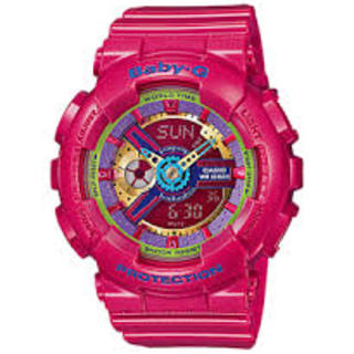 Casio Baby-G Analog Watch BA-112-4ADR