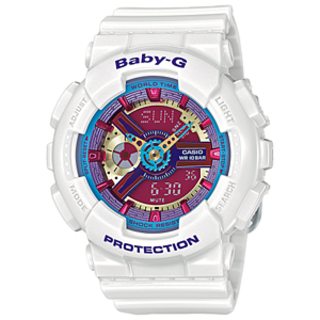 Casio Baby-G Analog Watch BA-120LP-7A1DR