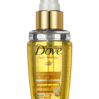 Dove Nourishing Oil Care Anti-Frizz Serum 40ml - 79400201362 (2529114)