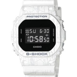 Casio G-Shock Digital Watch DW-5600SL-7DR