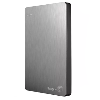 Seagate STDR1000301 1TB Slim Backup Plus Portable Drive (Gray)