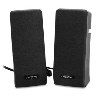 Creative SBS A35 2.0 Desktop Speakers (Black)