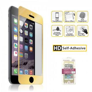 Nano Colored Glass 0.30mm Slim 2-in-1 Front Back Protector for iPhone