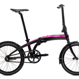 Tern Verge Duo Black/Pink