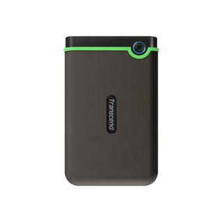 Transcend StoreJet 25M3 1TB Portable Hard Drive (Green)