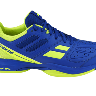 Babolat PULSION ACM Tennis Shoes BLUE/YEL