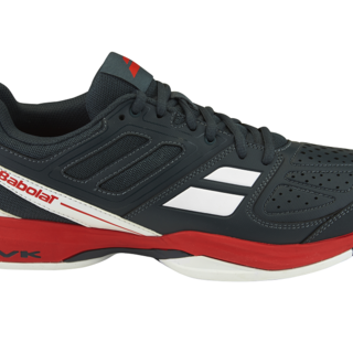Babolat PULSION ACM Tennis Shoes GRY/RED
