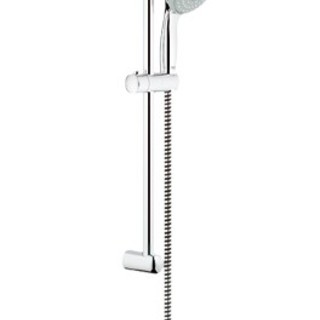 Grohe 27794000 Ntempesta Shower Rail set III 600mm (Chrome)