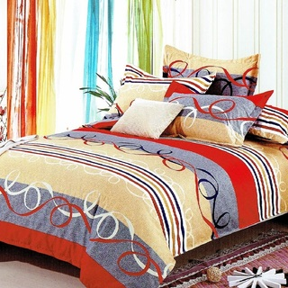 Queen's Classic Linen Collection Bedsheet Set of 3 (AOIE-T040)