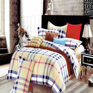 Queen's Classic Linen Collection Bedsheet Set of 3 (AOIE-T041)