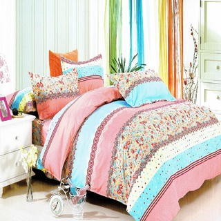 Queen's Classic Linen Collection Bedsheet Set of 3 (AOIE-T044)