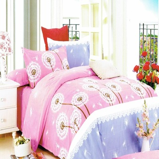 Queen's Classic Linen Collection Bedsheet Set of 3 (AOIE-T045)