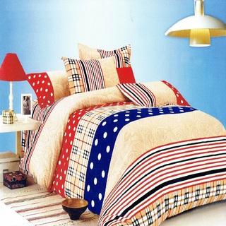 Queen's Classic Linen Collection Bedsheet Set of 3 (AOIE-T048)