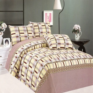 Queen's Classic Linen Collection Bedsheet Set of 3 (AOIE-T001)