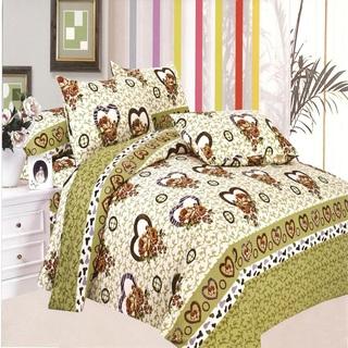 Queen's Classic Linen Collection Bedsheet Set of 3 (AOIE-T003)