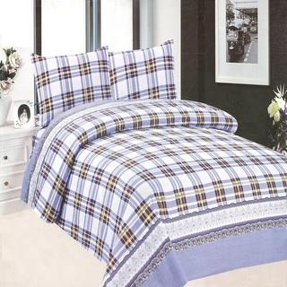Queen's Classic Linen Collection Bedsheet Set of 3 (AOIE-T026)