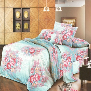 Queen's Classic Linen Collection Bedsheet Set of 3 (AOIE-T027)