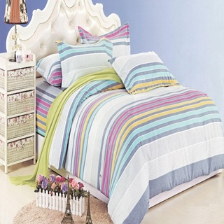 Queen's Classic Linen Collection Bedsheet Set of 4 (AOIE-T023)