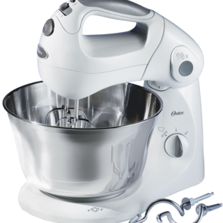 Oster White Hand/Stand Mixer (2601)