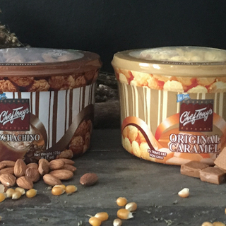 Original Caramel + Mochachino W/ Almonds