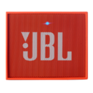 JBL GO bluetooth speaker  ORANGE