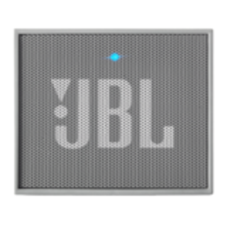 JBL GO bluetooth speaker ( GRAY )