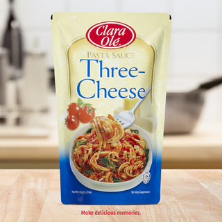 Clara Ole Three Cheese Pasta Sauce