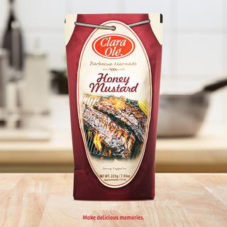 Clara Ole Barbeque Marinade - Honey Mustard 225g