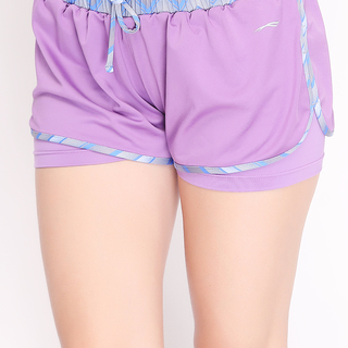 SASSA SPANDEX SHORTS PURPLE (2720)