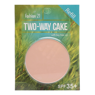 F21 2way cake w tea tree (refill)