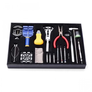 Generic Professional 20-in-1 Tool Set Kit for Watch Repair (LGXXX00001XXX-0000825)