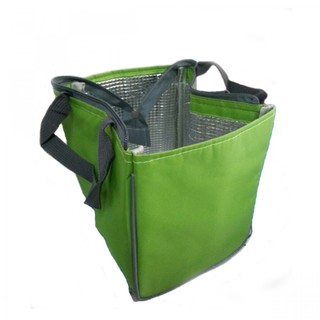 Generic Cooler Lunch Storage Box Bag - Green (LGGEN00001XXX-0004788)