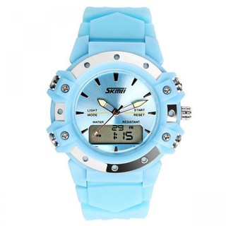 Skmei 30m Waterproof Digital Wrist Watch - Light Blue (LGSKMSKMEILBL-0004246)