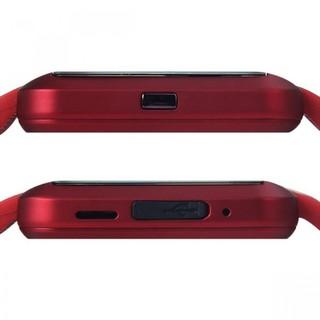 Generic Bluetooth Smart Watch for Smart Phones - Red (LGGEN000U8RED-0003748)