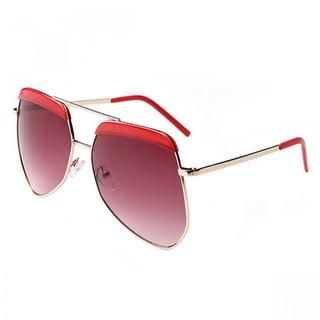 Generic Aviator Sunglasses - Pink (LGGEN00001PNK-0003849)