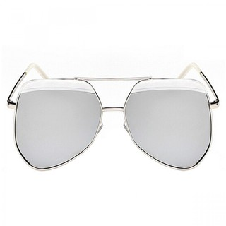 Generic Aviator Sunglasses - White (LGGEN00001WHT-0003850)