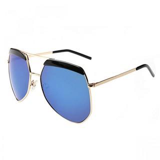 Generic Aviator Sunglasses - Blue (LGGEN00001BLU-0003847)