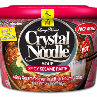 Long Kow's Crystal Noodle Soup Spicy Sesame Paste 66g