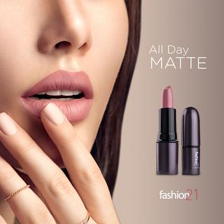F21 All Day Matte Lipstick