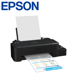 Epson L120 Single Function Ink Tank System Printer (Black)