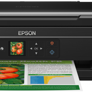 Epson L455 Ink Tank System Printer