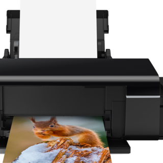 Epson L805 6 Color Wireless Ink Refill Photo Printer