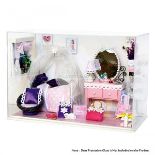 Cute Room Fantasy Princess Room 19.6*10*13.5CM
